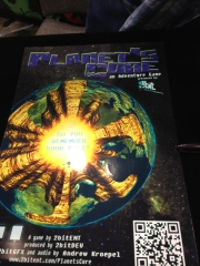 Planet's Core Game