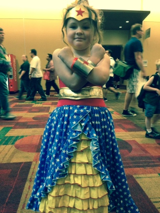 Wonder Woman Princess!